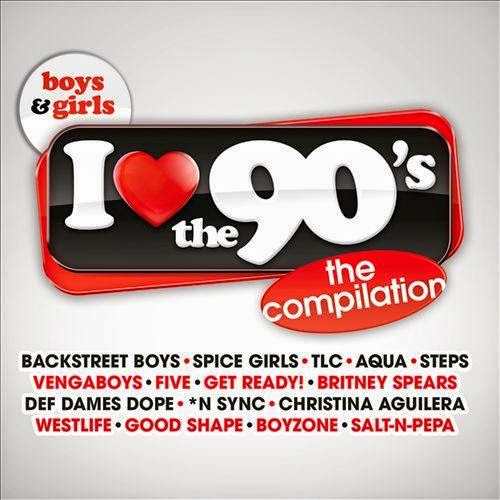 Download – I Love the 90s: Boys & Girls Edition