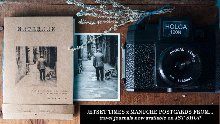 MANUCHE + JETSET TIMES