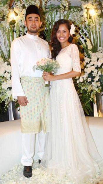 gambar tunang Liyana Jasmay dan Fathuddin