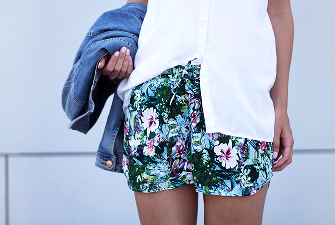 Fashion Attacks outfit ootd floral print