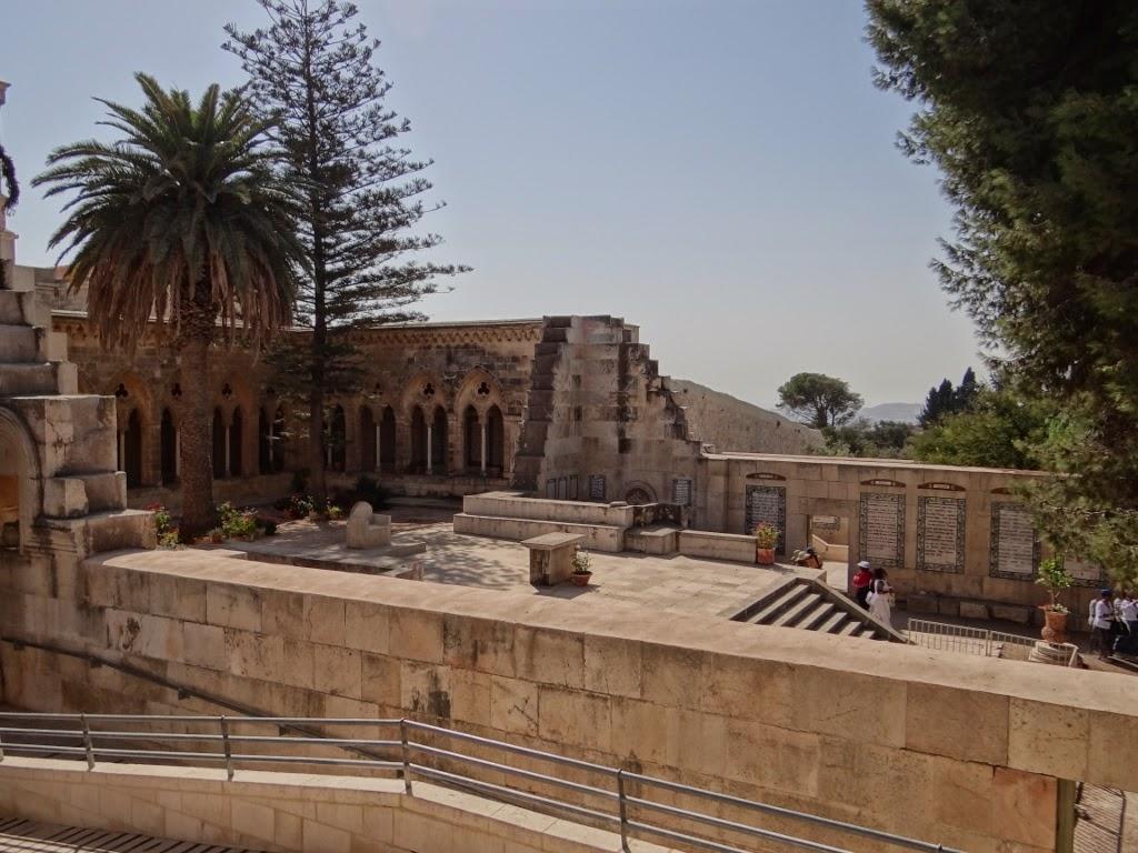 Kościół Pater Noster - Jerozolima