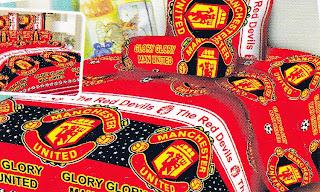 Sprei Fairmont Manchester United