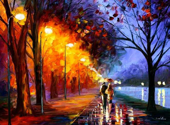 Beautiful Paint Endearing Of Famous Love Paintings Photos