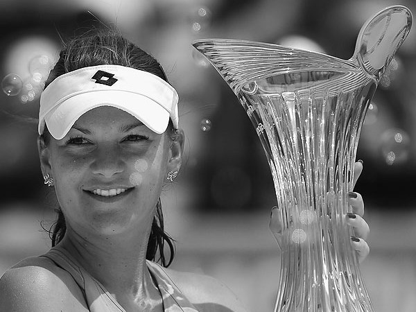 Radwanska earns $712,000 prize money for 1st Miami title