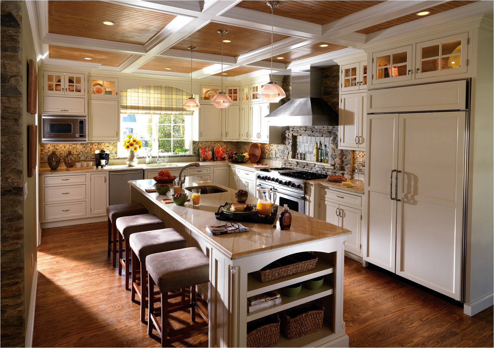 Exceptional Arts And Crafts Kitchen Design Ideas Part - 2: Arts And Crafts Kitchen Design Ideas