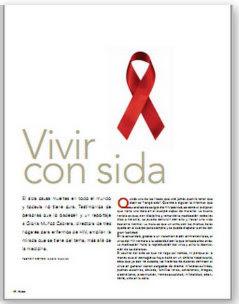 Vivir con sida