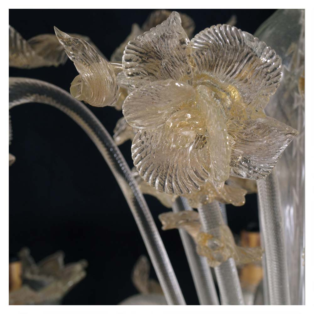 Lampadario vetro murano Artistic -> Riparazioni Lampadari Antichi