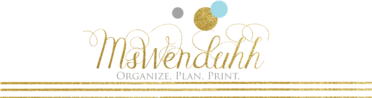 MsWenduhh Planning & Printing