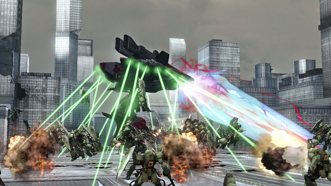 Gundam Game Review