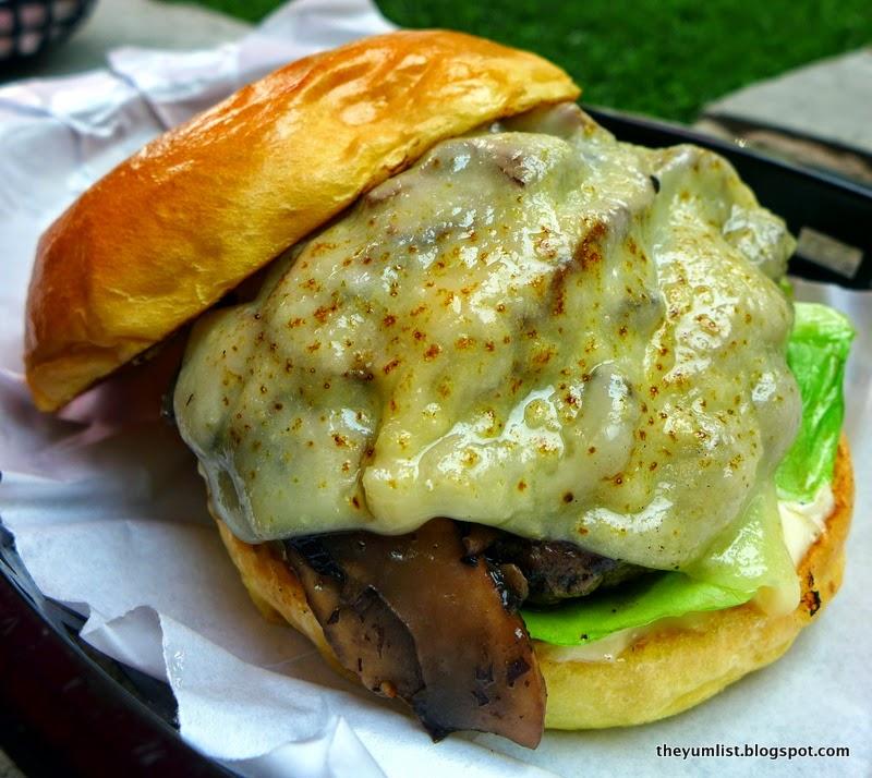 KGB Killer Gourmet Burgers, Bangsar