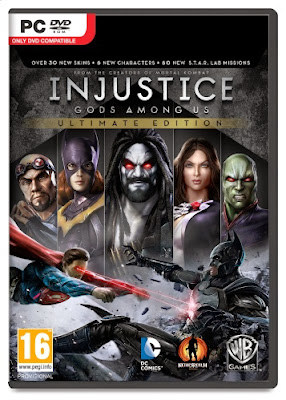 Injustice Gods Among Us Ultimate Edition Download