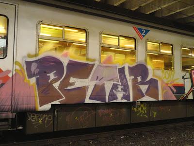 graffiti petar