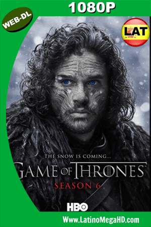 Game Of Thrones Temporada 6 (2016) 06×10 Latino HD WEB-DL 1080P ()