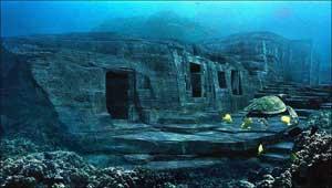 Bangunan Bawah Laut Yonaguni