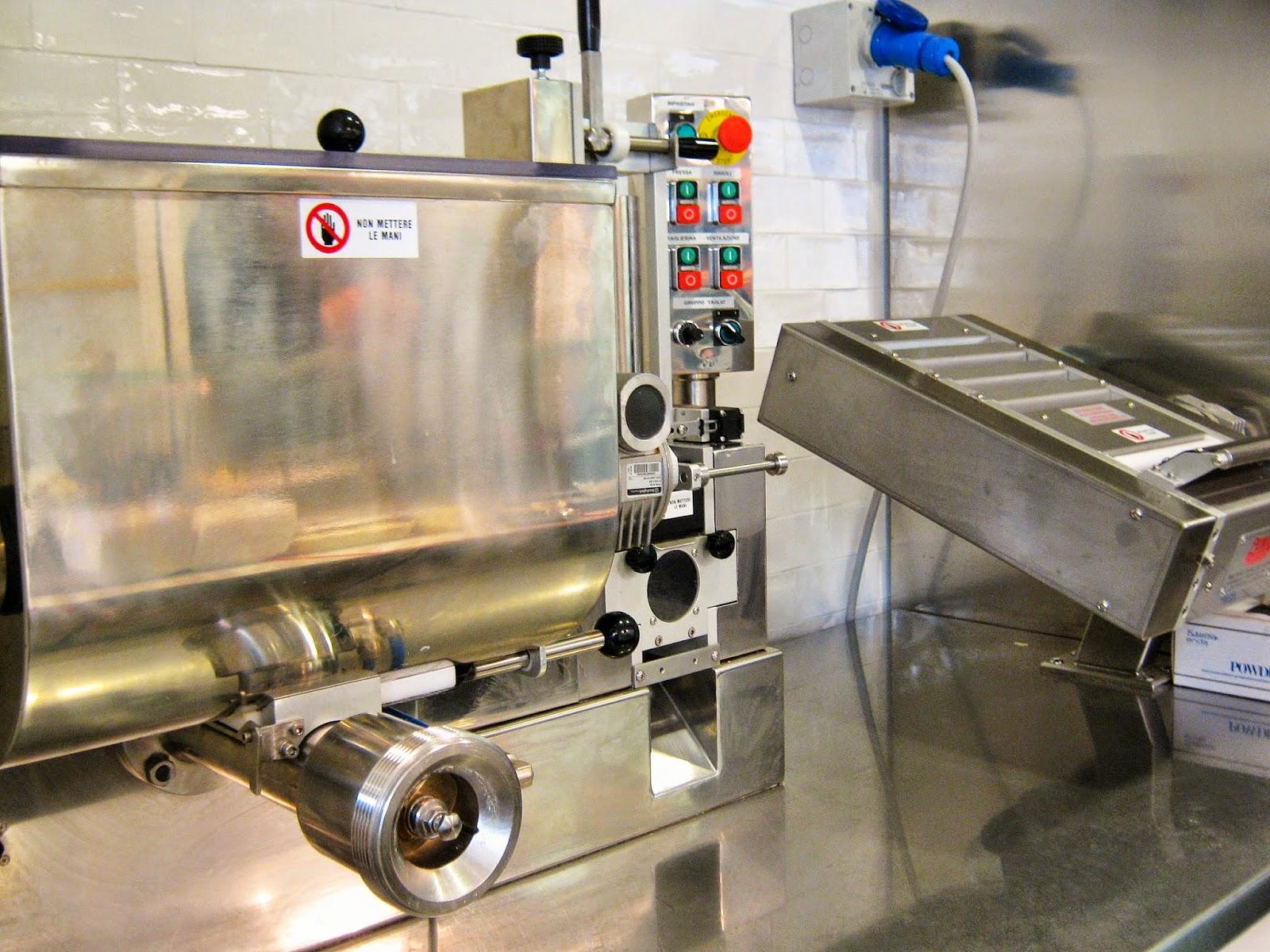 macchine per la pasta Pastasciutta