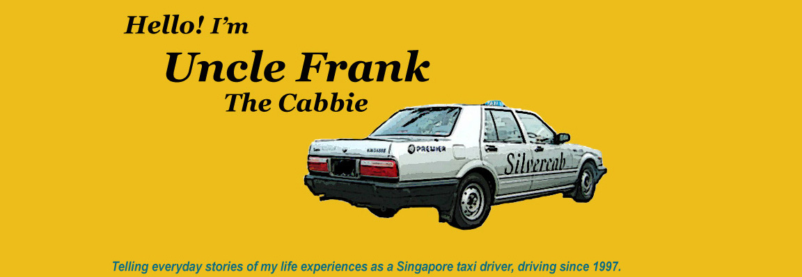 Uncle Frank The Cabbie