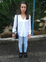 Mónica Silva, 17anos , Lisboa