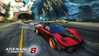 Asphalt 8 Airborne 1.0 Apk Mod Full Version Data Files Download Unlimited Money-iANDROID Games
