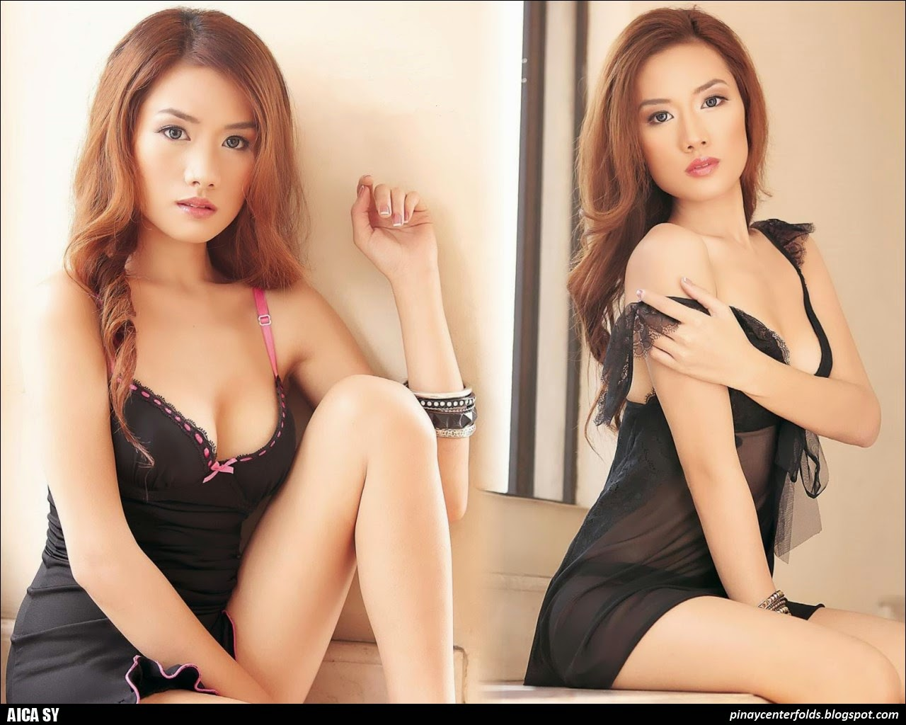 Aica Sy In FHM Thailand 2