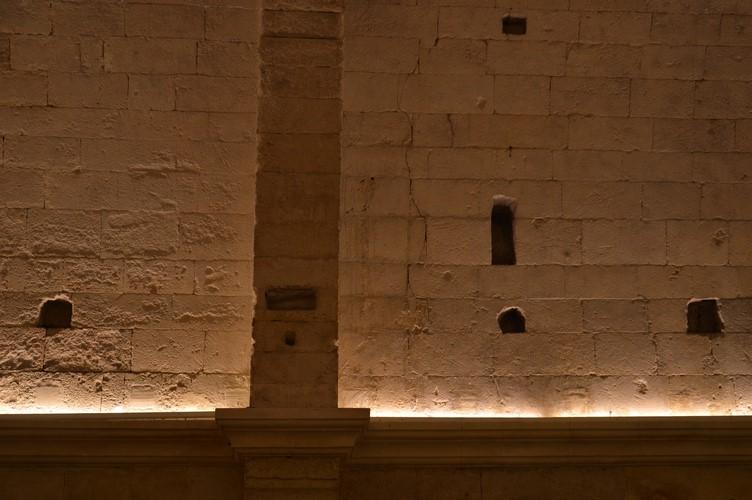 Cloître Saint Trophime - Bâtiment conventuel - Arles