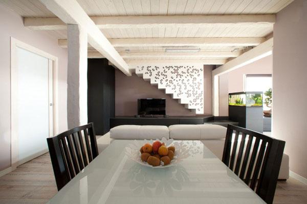Hogares frescos garaje convertido en una residencia urbana for Ego home interior