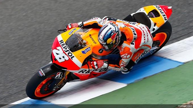 MotoGP Jerez 2013, Dani Raih Perdana Podium Utama