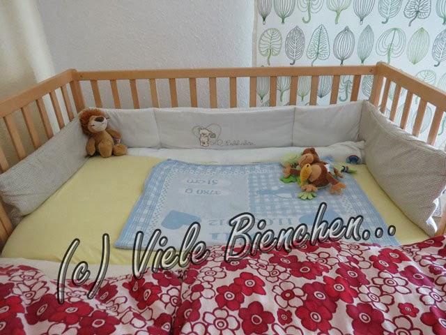 Matratzenlager familienbett  Viele Bienchen: Familienbett