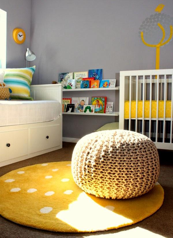 IKEA nursery design