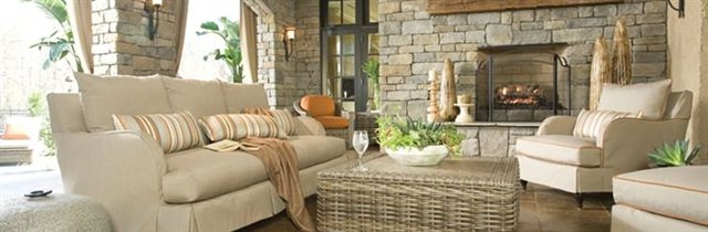Bringing The Indoors  Out! With The Movement Of Outdoor Living Places, We  Found This Outdoor Furniture That Looks And Feels Like ...
