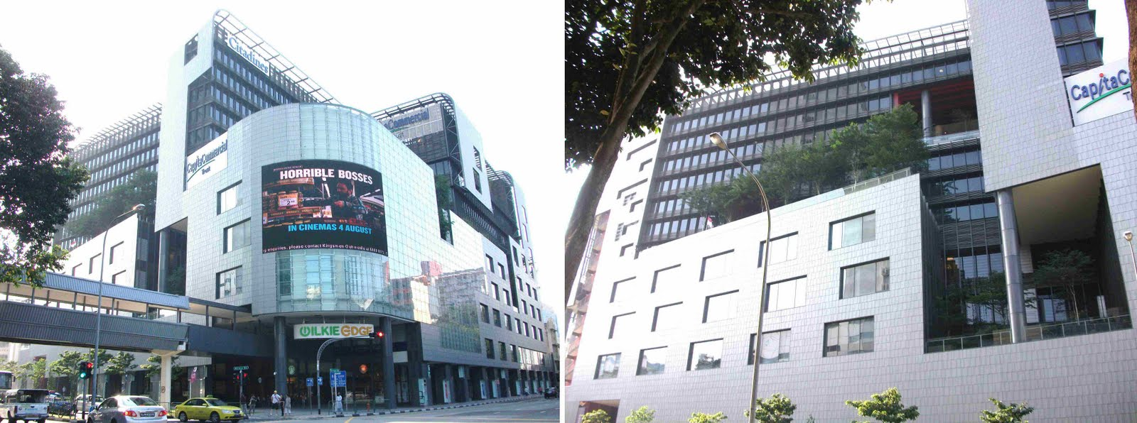 Pianomania singapore architecture from niven road to nafa for 7 wilkie terrace
