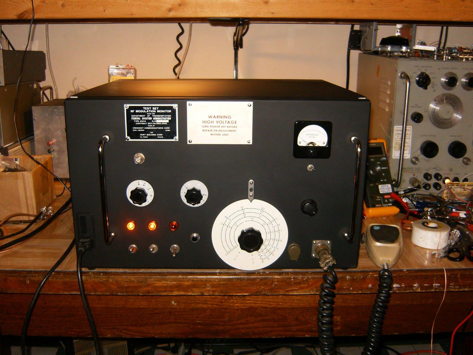 mr. vacuum tube: un transceiver 20m ssb fait maison