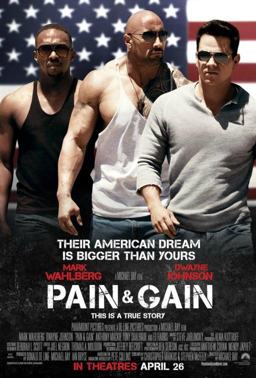 25 luglio 2013 pain e gain muscoli e denaro azione