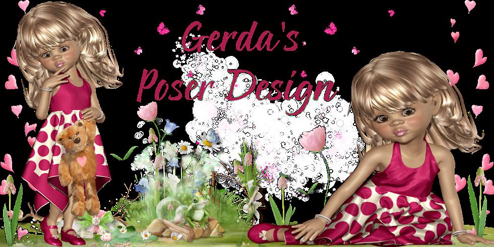 Gerdas Poser Design