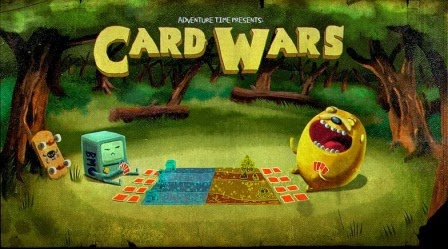 Download Card Wars Adventure Time APK+DATA