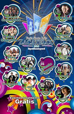 Feria zacatelco 2016 ferias de m xico for Feria de artesanias cordoba 2016
