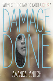 Current Giveaway: DAMAGE DONE by Amanda Panitch