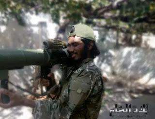 Abu Yushau Maldifi - jabhah nusrah
