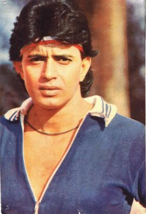 Film Actors Mithun Chakraborty
