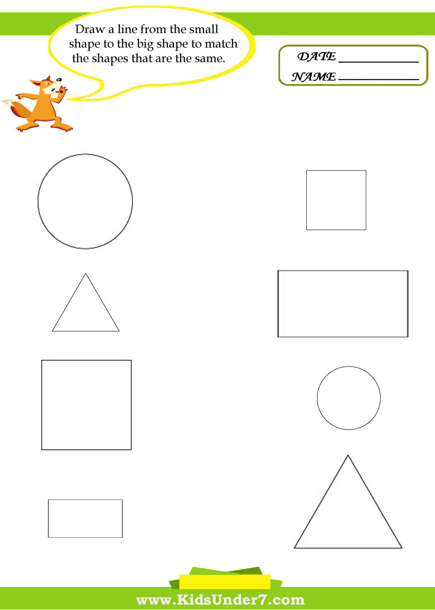 Big And Small Worksheets For Kindergarten \x3cb\x3ekids\x3c/b\x3e ...