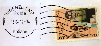 francobollo Luigi Ganna