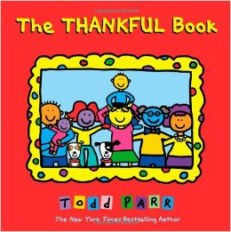 preschool lessons about being thankful