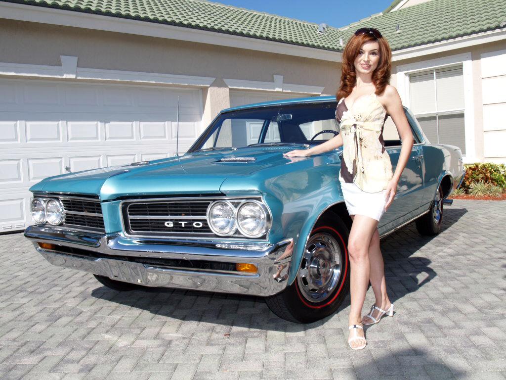 Transpress Nz 1964 Pontiac Gto 1960 Judge