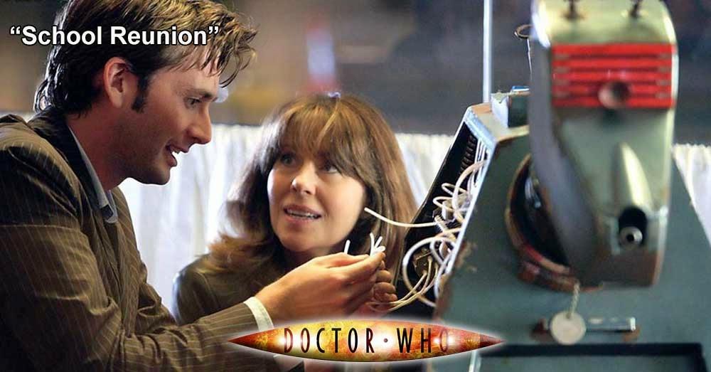 Doctor Who 170: School Reunion
