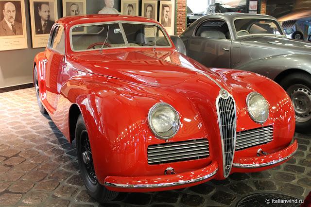 Alfa Romeo 6С 2300 B Roadster