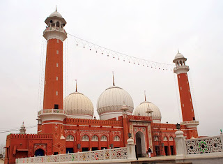 Jamia Mosque Wah Cantt view in rabi-ul-awwal