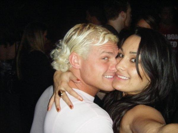 Dolph Ziggler with cute, Single