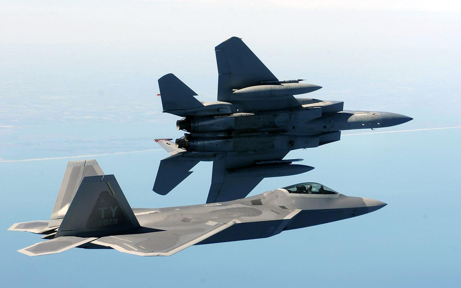22 Raptor Jet F...