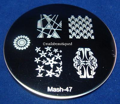 Stamping Plate Mash-47