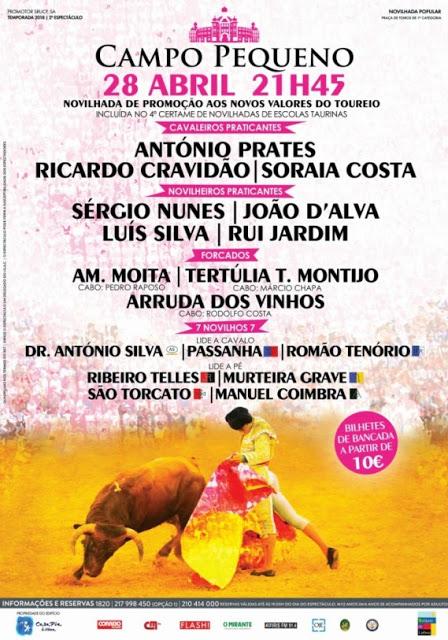 CAMPO PEQUENO- LISBOA (PORTUGAL) 28-05-2018.