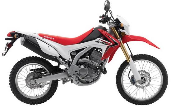Honda CRF250L 2013 Motocross